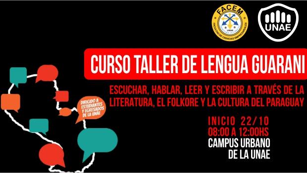 Curso Taller De Lengua Guarani