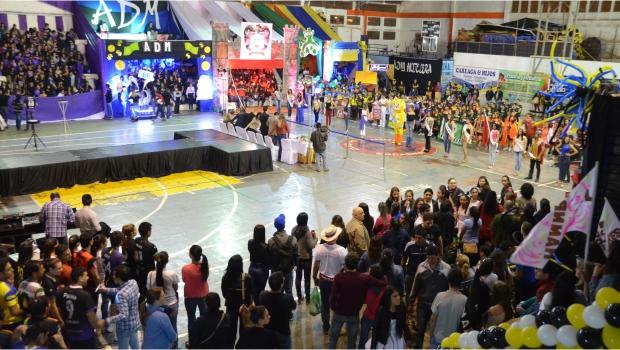Gran Cierre De Los Xv Juegos Universitarios De La Unae